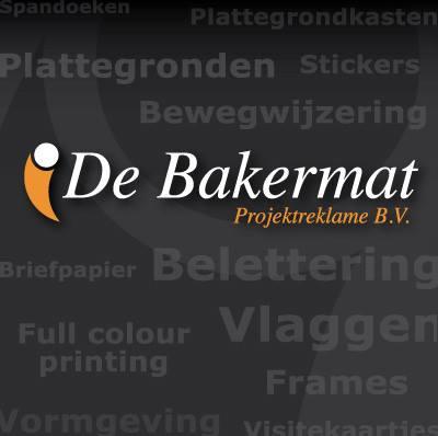 De Bakermat reclame