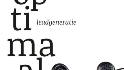 Optimaal-Leadgeneratie
