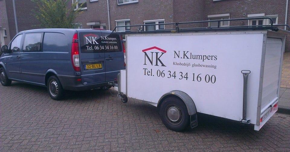 N.Klumpers klusbedrijf & glasbewassing