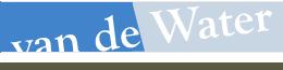 Administratiekantoor Van de Water