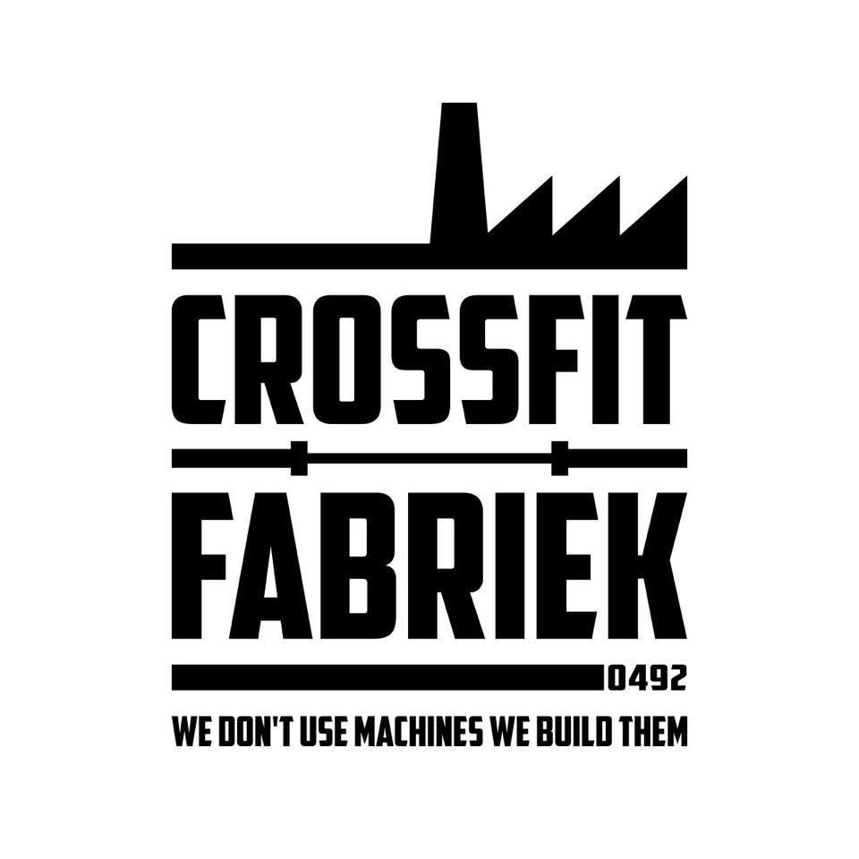 CrossFit Fabriek 0492