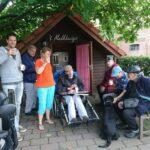 Helder Helmond hield voor de tweede maal haar buurtcafé|||