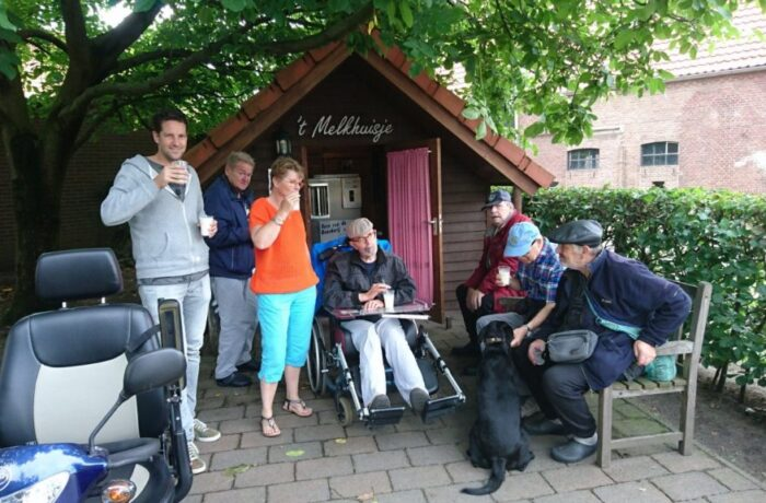 Helder Helmond hield voor de tweede maal haar buurtcafé