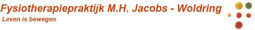 Fysiotherapiepraktijk M.H. Jacobs – Woldring