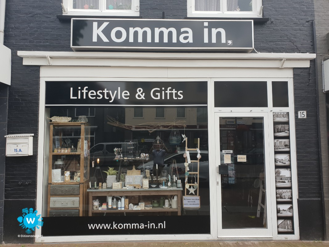 Komma -in Lifestyle & Gifts