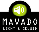 Mavado licht & geluid