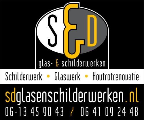 S&D Glas en Schilderwerken