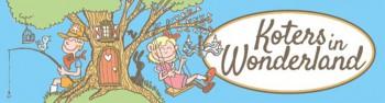 Koters in Wonderland