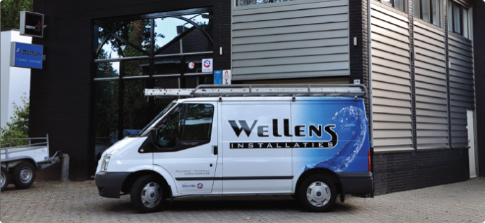 Wellens installaties
