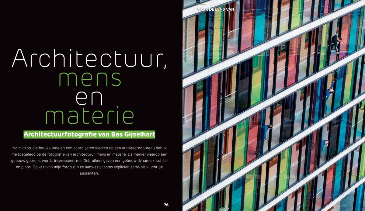 Bas Gijselhart Fotograaf van Architectuur,Mens en Materie