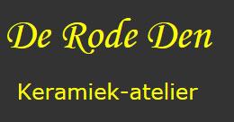 De Rode Den Keramiek-atelier
