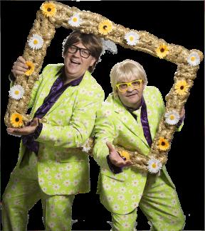 Gustaf & Otto, Het Foute Feestduo