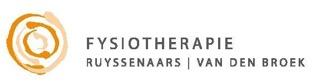 Fysiotherapie Ruyssenaars| van den Broek