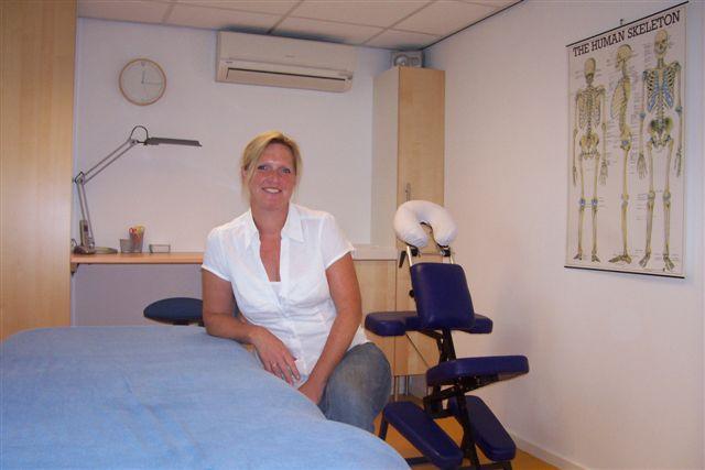 Sport-& Gezondheidsmassage Marjan Bleijerveld