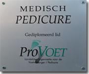 Medisch Pedicure Op den Voet