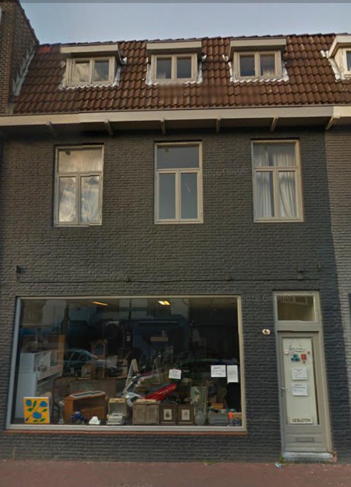 """Stichting """"De Kleerkast"""""""