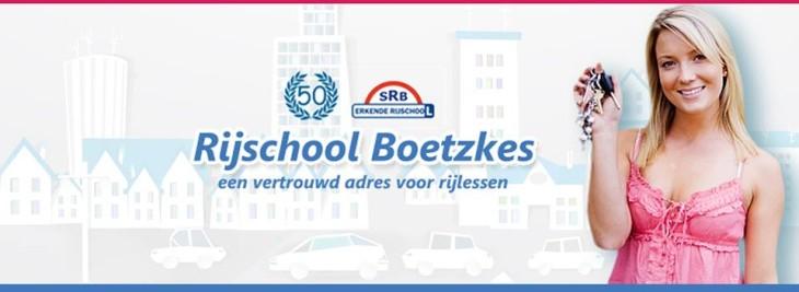 Rijschool Boetzkes