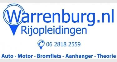 Warrenburg.nl rijopleidingen