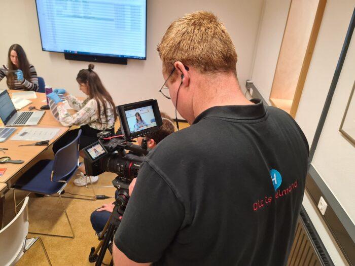 Oproep cameraman/vrouw DitisHelmond