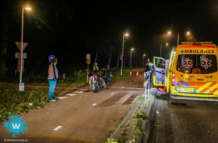 Ernstig ongeval met twee fietsers op kanaaldijk noord-west