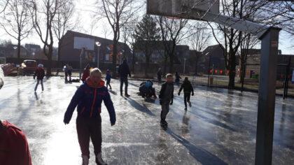 Schaatsbaan in Rijpelberg nu al een geslaagd project
