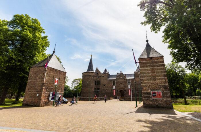 Kom naar Kasteel Helmond tijdens 'Dag van het kasteel'
