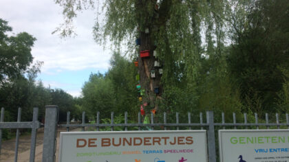 Wildbeheer De Helm in Helmond