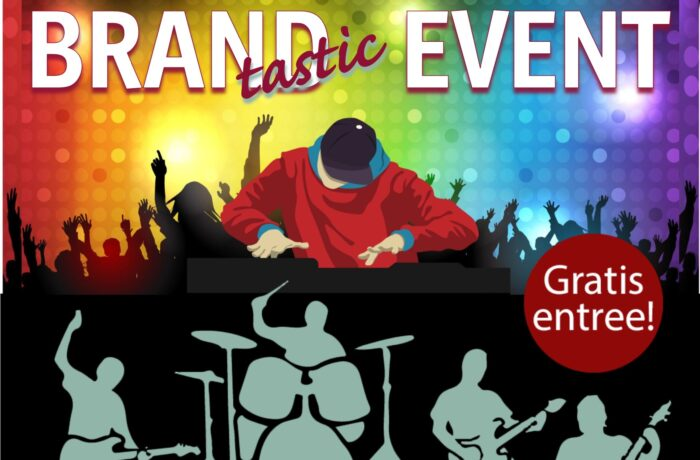 Brandtastic dance event