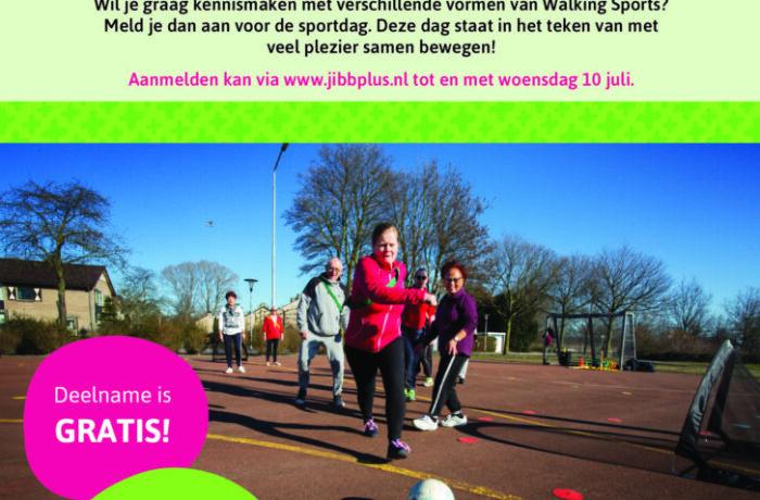 Sportdag Walking Sports 55+