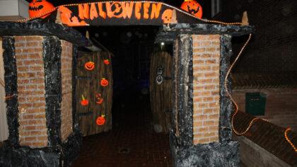 Griezelige Halloween in Mierlo-Hout