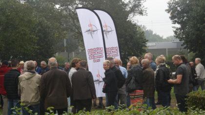 Helmond – Oost onthult memoriebankje tegen zinloos geweld…
