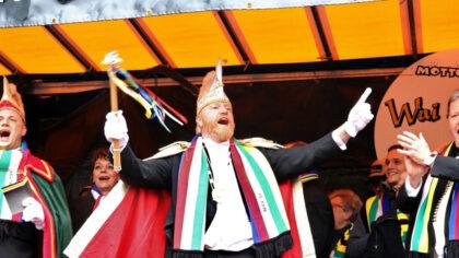 Bekendmaking Stadsprins Prins Briek XLV van de Keijebijters