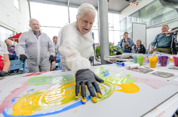 Helmond in de race als Age Friendly Cultural City