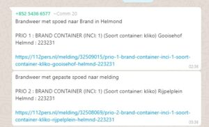 Containerbrand
