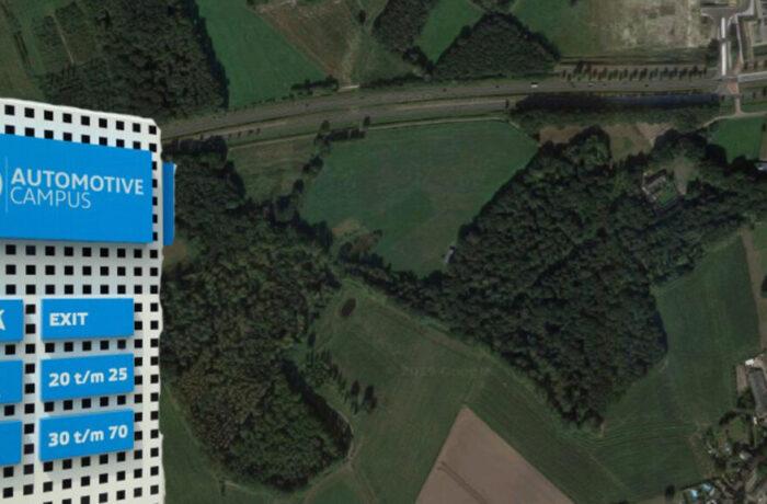 Automotive Campus Helmond moet rekening houden met Coovelsbos