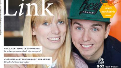 Link magazine najaar 2019 – GGZ Oost Brabant