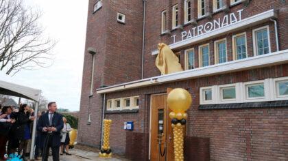 Opening Ambachtscentrum 't Patronaat Helmond-West