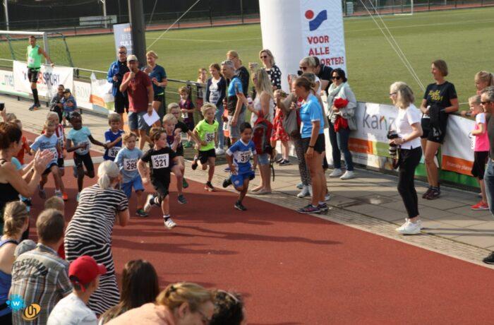 Halve marathon tijdens twaalfde editie Rondje Brandevoort