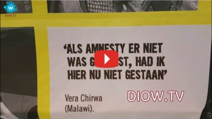 Schrijven met Amnesty-groep Helmond in de Westwijzer