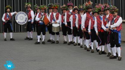 Morrisdansgroep Helmond organiseert  internationale Ring Meeting 2018