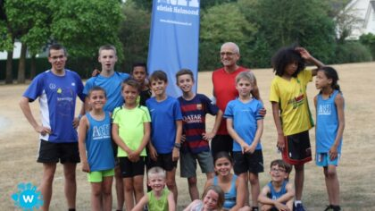 Atletiek: ATH traint overal in Helmond
