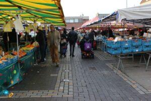Weekmarkt in Helmond-Centrum @ Helmond | Noord-Brabant | Nederland