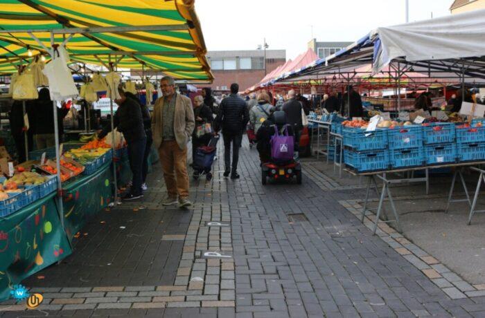 Weekmarkt Helmond – Centrum