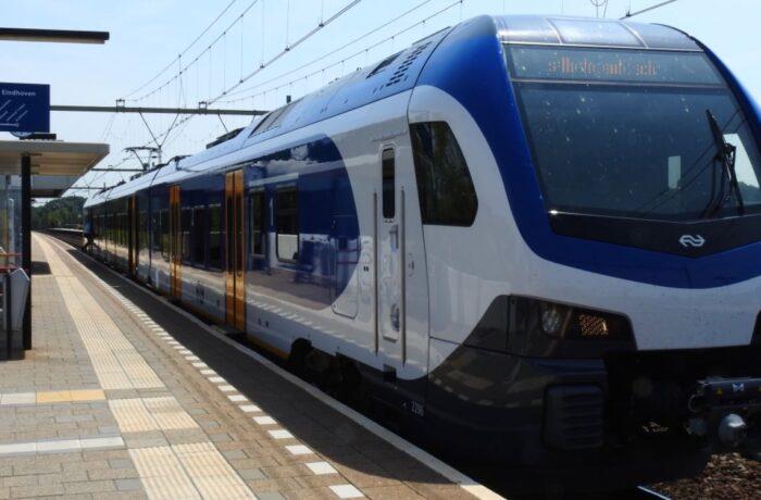Geen treinen tussen Eindhoven – Helmond door aanrijding
