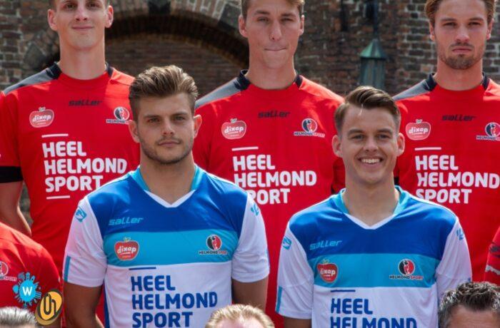 Doelman Stijn van Gassel weg bij Helmond Sport