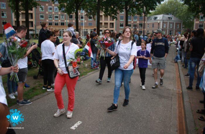 Wandelvierdaagse Helmond wordt verzet
