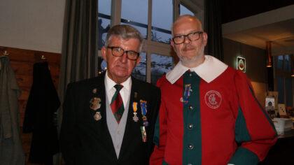 Twee hoge onderscheidingen voor broeders St. Catharinagilde