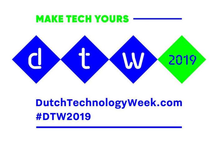 Dutch Technology Week: Bedrijf in een doosje
