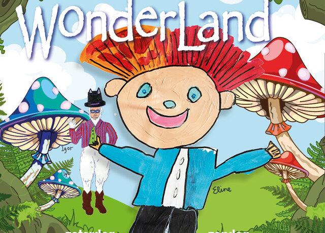 Podium W speelt 'Alice in Wonderland'