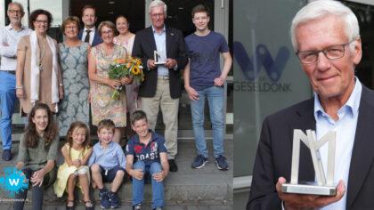 Jan Drouen benoemd tot Ere-MierloHoutenaar